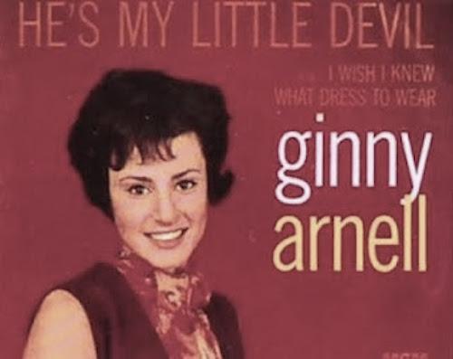 Ginny Arnell I Wish I Knew What Dress To Wear