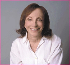 The Best of Everything author Rona Jaffe